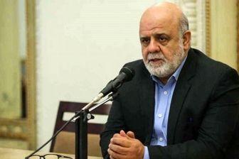 آشوب و ناامنی علیه ایران خواست دولت و مردم عراق نیست