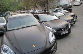 تقلا برای ترخیص خودروهای لوکس از گمرک