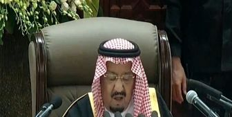 گستاخی شاه آل سعود علیه ایران