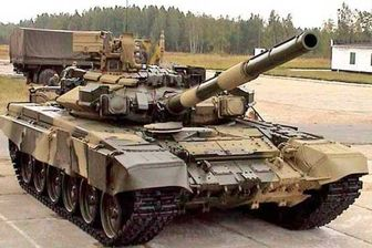 عراق تانک تی 90 تحویل گرفت