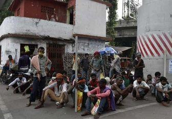 خسارت شدید کرونا به اقتصاد هند