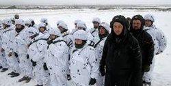 اوکراین نیروهای ذخیره خود را فرا خواند
