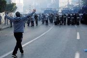 تظاهرات در الجزایر به خشونت کشیده شد