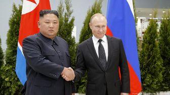 پوتین سالگرد تاسیس کره شمالی را تبریک گفت
