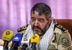 سردار جلالی: تهدید جدی نظامی متوجه کشور نیست