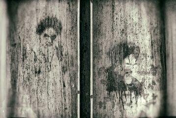 دیوارنویسی در دهه شصت/ گزارش تصویری