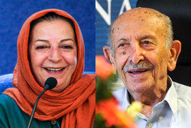 اشک و لبخند برومند برای مرتضی احمدی