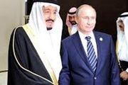 سفر پوتین به عربستان