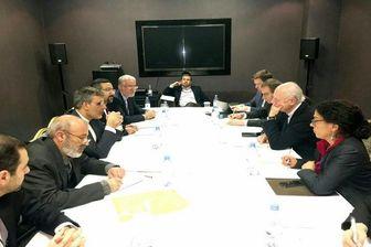 در جلسه یک مقام وزارت خارجه با نماینده ویژه سازمان ملل در سوریه چه گذشت؟