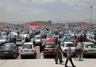 آرامش مجازی در بازار خودرو