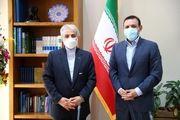 موافقت معاون رئیس جمهور برای کمک به تیم ملی فوتبال ایران