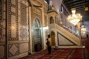 بازگشایی مساجد در سوریه