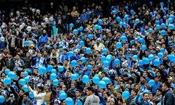 تماشاگران استقلال بهانه دست AFC ندادند