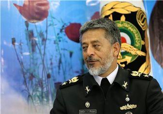 ۶ درخواست فرمانده نیروی دریایی از علی لاریجانی