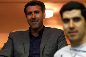 تایید صلاحیت بهنام محمودی در انتخابات فدراسیون والیبال
