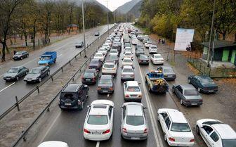 آخرین وضعیت ترافیکی صبح امروز،؛ سهشنبه ۲۹ آبان ماه