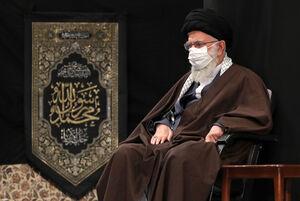 برگزاری مراسم عزاداری روز شهادت حضرت امام رضا(ع) با حضور رهبر معظم انقلاب