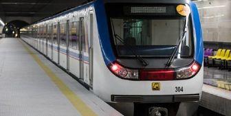  وضعیت مترو بعد از کاهش ساعات فعالیت این ناوگان
