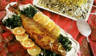 """چرا """" سبزی پلو با ماهی """" شاه غذاهاست؟!"""