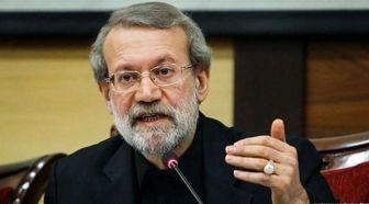 لاریجانی: قطعاً اقدامات آمریکا علیه ایران از جنس جنگ نخواهد بود