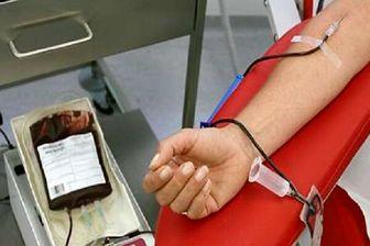 تامین خون مورد نیاز مصدومان و مجروحان زلزله