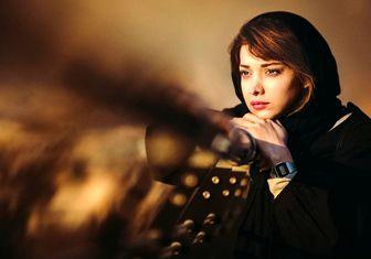 تیپ جدید بازیگر زن جوان/ عکس