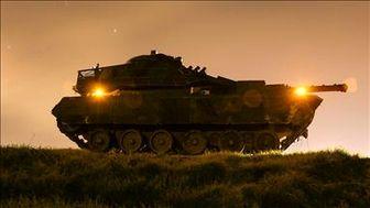 افزایش تعداد تانکهای فرانسه در سوریه
