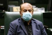 بازدید وزیر راه از ایستگاه راهآهن تهران
