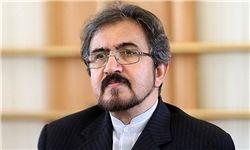 واکنش بهرام قاسمی به اتهام شیمیایی آمریکا علیه ایران
