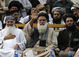 مردی که القاعده را به افغانستان آورد، نامزد ریاست جمهوری شد