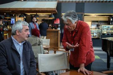 چهارمین روز جشنواره جهانی فیلم فجر/گزارش تصویری