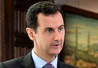 تروریست ها در سوریه به نیابت از  آمریکا می جنگند
