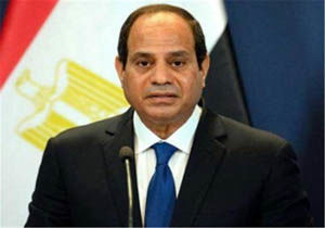رئیس دستگاه اطلاعات فرانسه به دیدار السیسی رفت