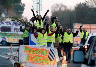 جنبش جلیقه زردها تبدیل به یک مخالفت واقعی با دولت فرانسه شده است