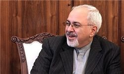 ظریف: عزم و اراده ایران برای تعامل و گفتوگو با ۱ + ۵