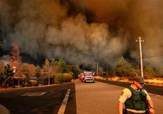 هنوز نزدیک به ۱۰۰۰ نفر در آتش سوزی کالیفرنیا ناپدید هستند