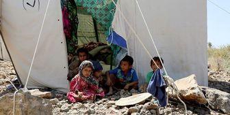 ۳۵۰ هزار یمنی در سال ۲۰۱۹ بیخانمان شدند