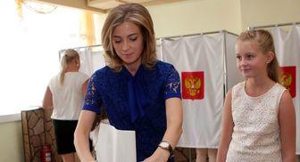 میهمان تازه در انتخابات روسیه
