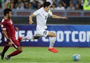 جدول گلزنان اننخابی جام جهانی در آسیا