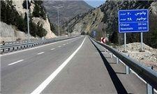 قطعات میانی آزادراه تهران - شمال در بلاتکلیفی