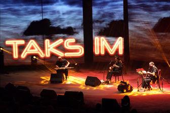 اولین کنسرت گروه ترکیه ای «تکسیم» در برج میلاد/ عکس