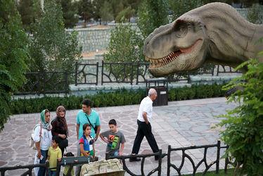 پارک ژوراسیک تهران