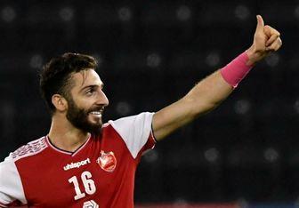 گل عبدی به النصر بهترین گل هفته لیگ آسیا شد