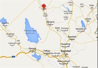 محاصره کامل الرمادی و قطع همه راههای کمک به داعش