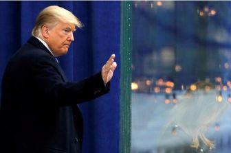 ترامپ در فکر اخراج گزارشدهنده شکایت افشاگرانه به کنگره