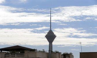 کیفیت و دمای هوای تهران در روز جاری