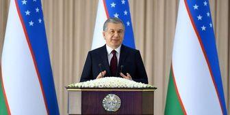 درخواست ازبکستان برای همکاری با ایران
