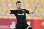 خلیل زاده در ترکیب الریان در لیگ ستارگان قطر