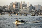 بیست و سومین راهپیمایی دریایی در غزه برگزار شد