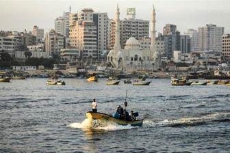 ۷۸ فلسطینی در جریان سرکوب راهپیمایی دریایی در غزه زخمی شدند